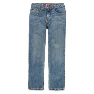 Boys size 7 Arizona relaxed fit jeans